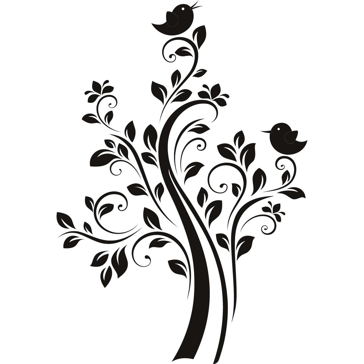 Трафареты дерево для декора шаблоны